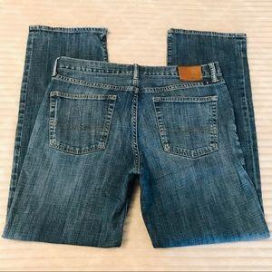 Lucky Brand 361 Vintage Straight Leg Jeans 34x32